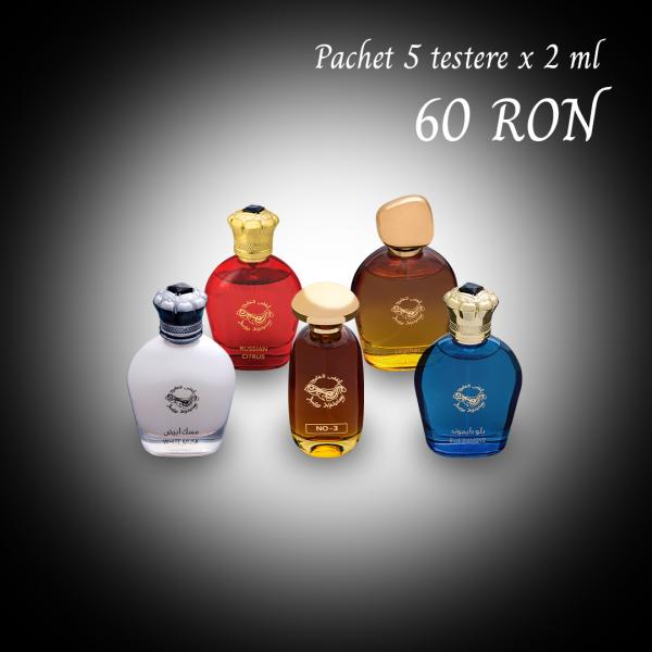 Testere parfum